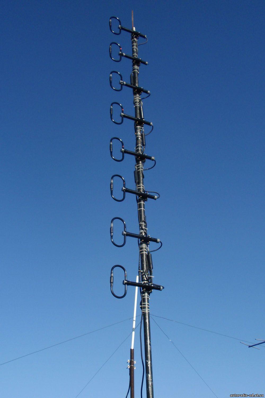 Новая антенна